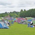 Wimbledon campsite