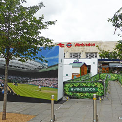 Wimbledon Train and Tube Station