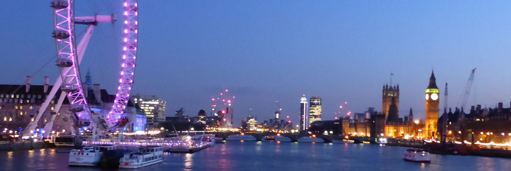 River Thames ~ London Eye