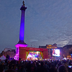 Diwali Festival Trafalgar Square