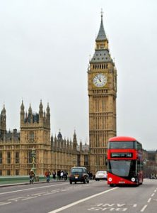London top destination