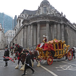 Lord Mayor's Show Procession