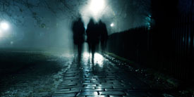 TravelZoo London: Jack the Ripper walking tour for 2, 55% off