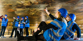 £10 & up – Old Royal Naval College: Painted Hall tour for 2