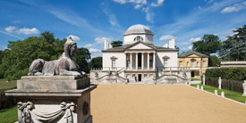 £9 – Chiswick House & Gardens: entry for 2, save 40%