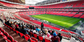 Wembley Stadium guided tour for 2, save up to 50%!