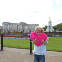 Buckingham Palace #iHeartLondon2017