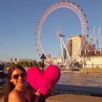 London Eye #iHeartLondon2017