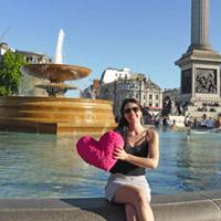 Trafalgar Square #iHeartLondon2017