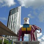 Elephants in London, Elephant and Castle London