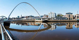 Travelzoo Newcastle stay with meals & bubbly, 37% off