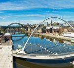 £99 & up – Newcastle stay with meals & bubbly, 50% off