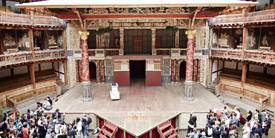 Shakespeare's Globe tour & exhibition, save 35%!