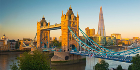 London: evening Thames cruise for 2 with bubbly & music, Only £39!