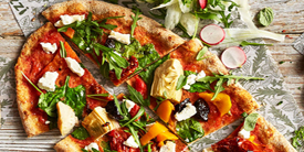 Three Course Meal for Two at Zizzi - £39