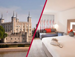 Tower of London Family Entry and Overnight Stay at Novotel City South