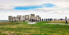 Stonehenge & Bath tour, 50% off!